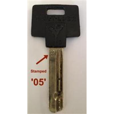 Mul-T-Lock Classic 05 Security Keys from £7.75 inc VAT - Mul-t-lock 05