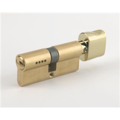 Mul-T-Lock Garrison 7x7 Euro Thumb Turns £24.87 + VAT - Garrison 7x7 Turn 23x23 Steel