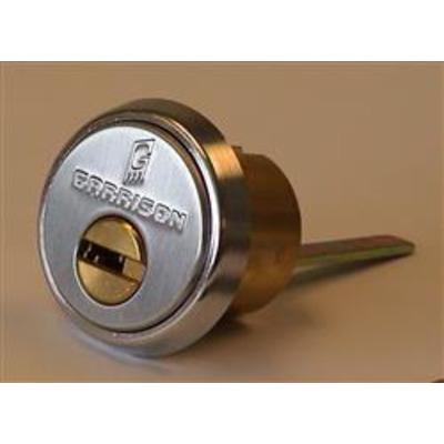 Mul T Lock Garrison Rim Cylinder - Garrison Brass Rim Cylinder