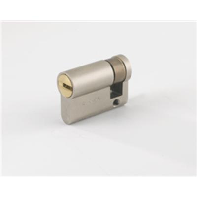Mul T Lock Interactive+ Euro Single Cylinders - Euro Profile Single Cylinders, Nickel