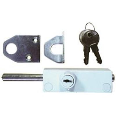 Multi Purpose Door Bolt - 1 lock and 2 keys