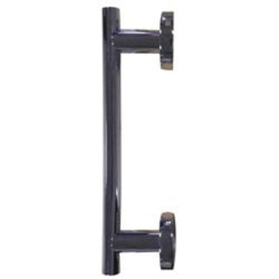 Pull Handle on Rose (round) - 225mm (9)