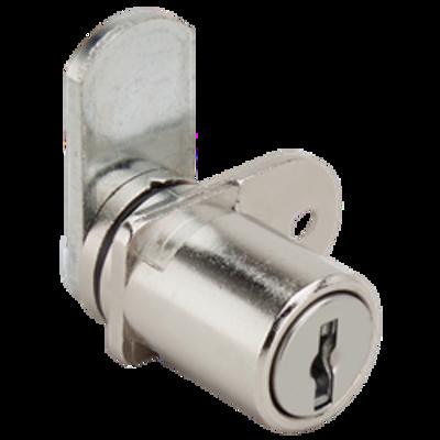 RONIS 32300 Single Flange Fix Master Keyed Furniture Pedestal Lock - 19mm MK (SM Series)