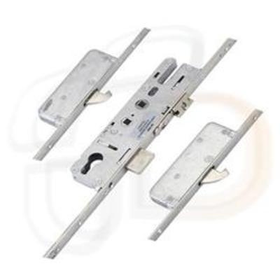 Rottner Dolomit 1 keylocking wallsafe - Grey