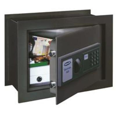 Rottner Wallmatic 1 Wall Safe Electronic Lock - Grey
