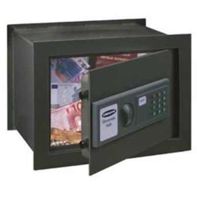 Rottner Wallmatic 2 Wall Safe Electronic Lock - Grey