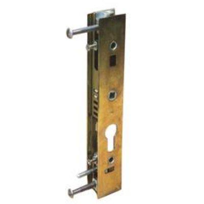 Schlegel Patio Door Lock Case - 15.5mm Backset Stamped MA