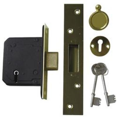 Securefast SKD BS 3621-2007 Deadlock - SKDB2 67mm (2.5)