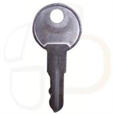 Securistyle Window Key Type 2 - Single key