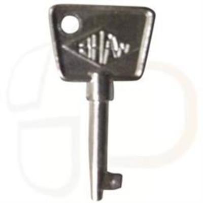 Shaw Toy Box Window Key - Single key