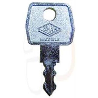 Shaw Window Key - Single key