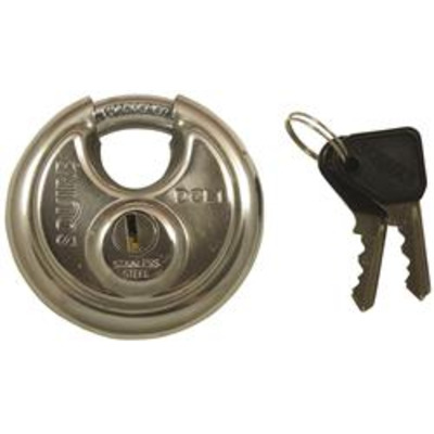Squire DCL Discus Padlocks - Key to differ