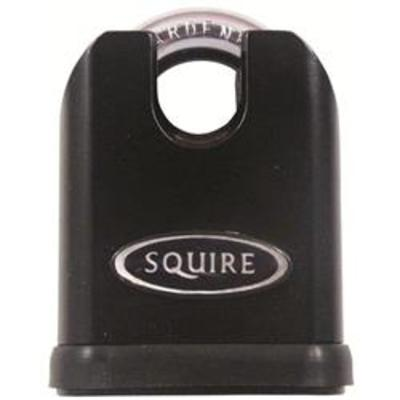 Squire Stronghold SS65CE-SS50CE Euro Close Shackle Padlocks - Euro padlock body