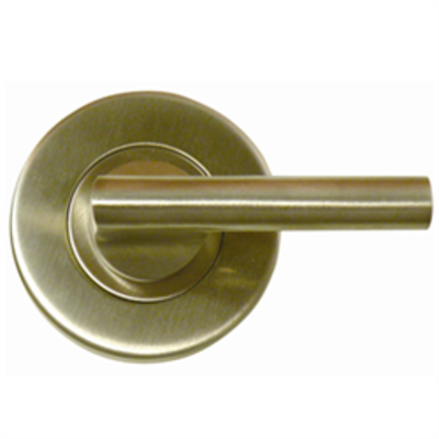 Stainless Steel Privacy Disabled Turn & Release with Indicator - Satin Stainless Steel (SSS)