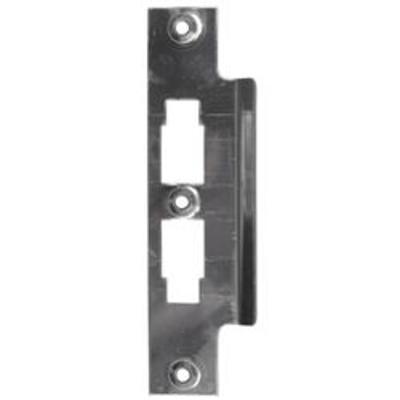 Strike-keep plate to suit Union 2077 horizontal locks - Strike-keep plate