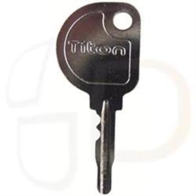 Titon Select Window Key - Single key