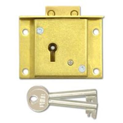 UNION 4046 Till Lock - 64mm PL KD Bagged