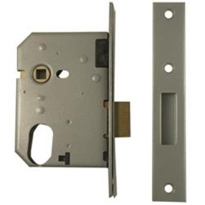 Union 21412 Oval Escape Deadlock Case - 76mm