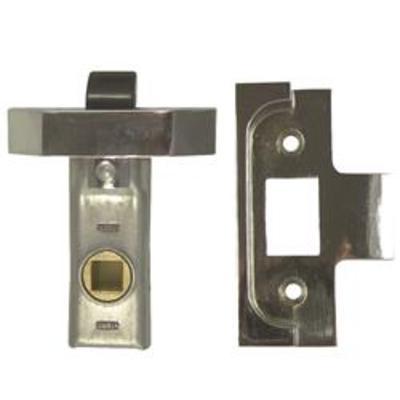 Union 2650 Rebated Tubular Latch - 64.5mm (2.5)