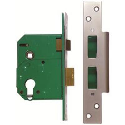 Union L22403-4-5-6 Escape Euro Sashlock Case - 79.4mm - LH Open In