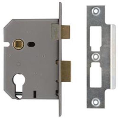 Union L2249 Euro Sashlock Case - 65mm (2 ½)