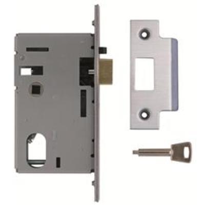Union L2341 Oval Nightlatch Case - 77.5mm (3)