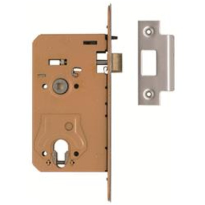 Union L2370 Dual Profile Euro-Oval Nightlatch Case - 94.5mm