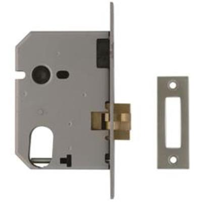 Union L2441 Oval Sliding Door Clawlock Case - 77.5mm