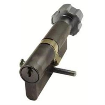 Union Open Profile Euro Key & Turn Cylinders - Key & Turn