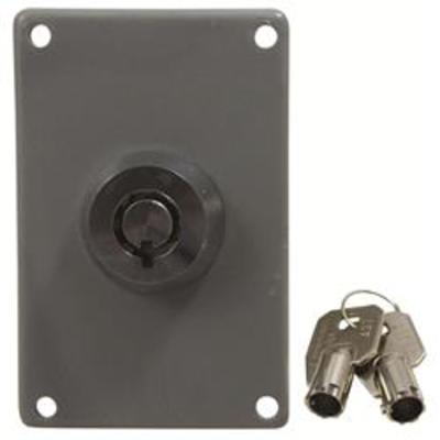 Universal Electric Tubular Key Switch - Key switch