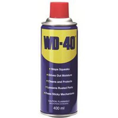 WD40 Lubricant Spray - 450ml Lubricant Spray