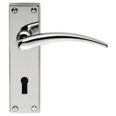 WING Lever On Plate Furniture - Lever Lock