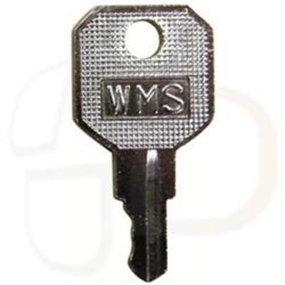 WMS Avocet Window Key WMSKB101 - Single key