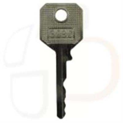 WMS Avocet Window Key WMSKB104 - Single key