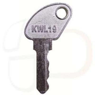 WMS Avocet Window Key WMSKB107 - Single key