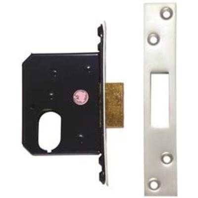 Walsall Ace Oval Deadlock Case - 64mm (2 ½)