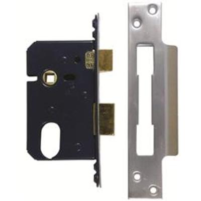 Walsall Ace Oval Sashlock Case - 64mm (2 ½)