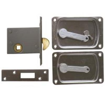 Willenhall (ex Century) 3000 Series Locking Hookbolt - 64mm (2.5)