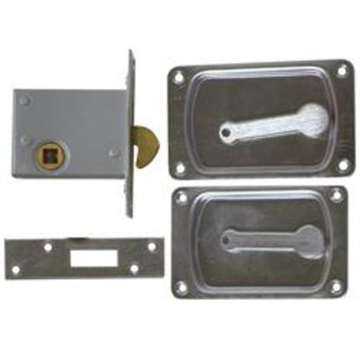 Willenhall (ex Century) 3000 Series Non Locking Hookbolt - 64mm (2.5)